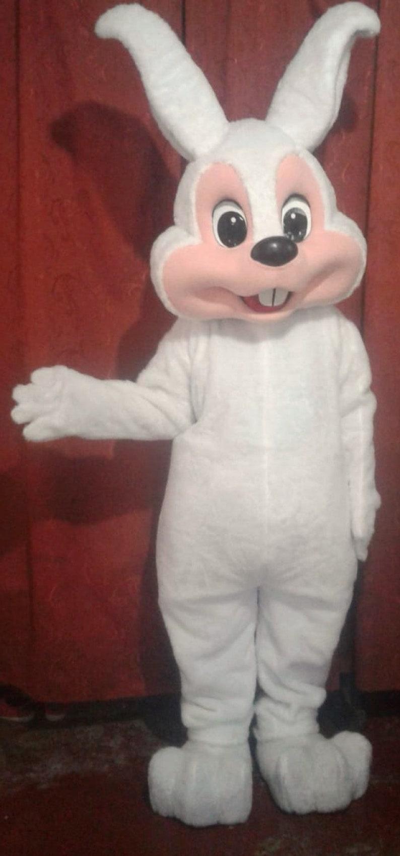 mascotte costume adulto  Easter Bunny mascotte Costume adulto Bunny Costume in vendita | Etsy