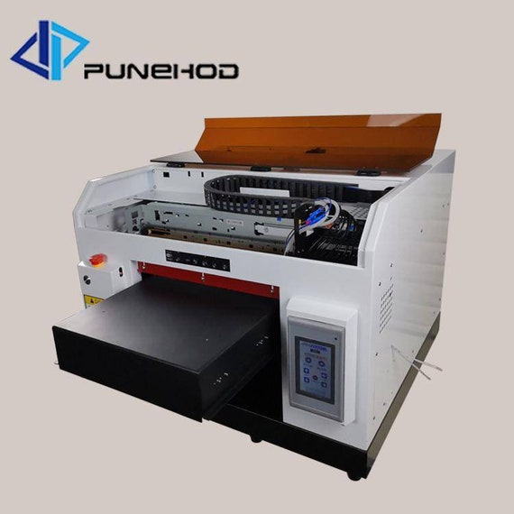 the best attitude factory outlets rational construction Printing Machine New Design Automatic DTG T-Shirt Printer UV A3