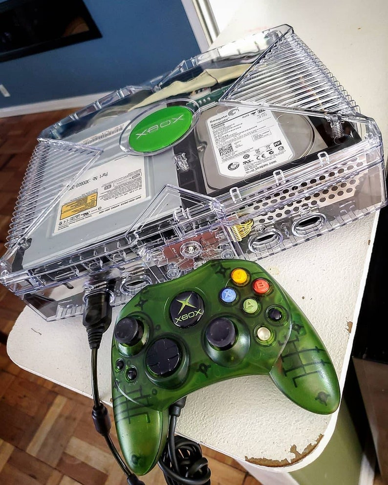 Original Xbox Mod, Made To Order