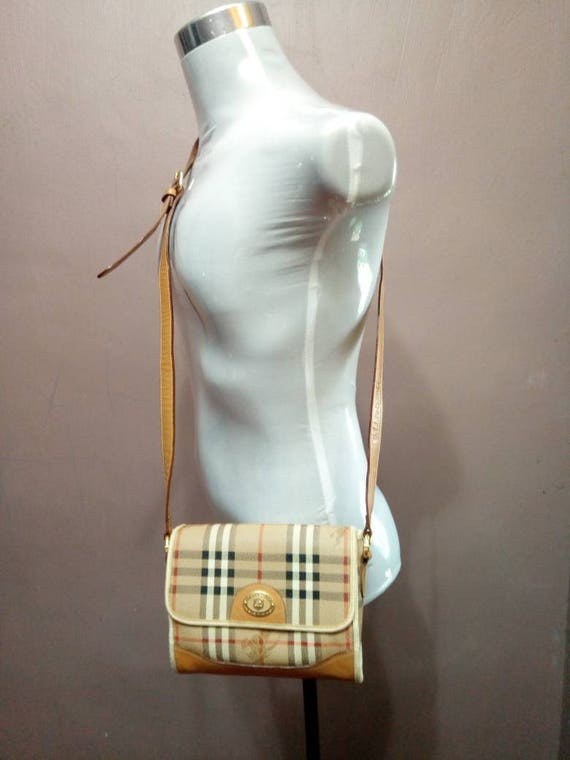 Vintage Burberry Bag