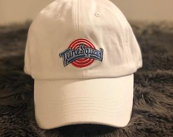 Tune Squad Dad Hat - Trendy Dad Hat - Urban Dad Hat c9528bc67a57