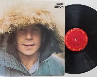 Vintage 1971 Vinyl Record Album by  Paul Simon titled Paul Simon