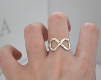 Sterling silver Ring Rachel, silver 950, fine jewelry
