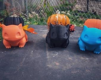 Halloween/pumpkins/3D printed/ Halloween decorations/Halloween decor/nerdy decorations/nerdy decor/ unique decor/one of a kind