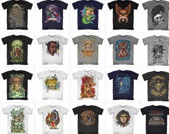 114 designs Vector packs t-shirt designs EI EPS PSD