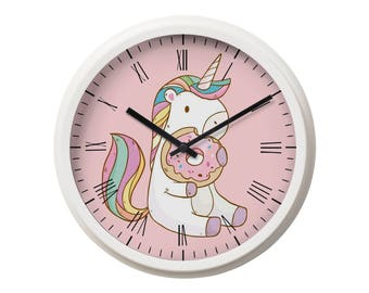 cute clocks etsy