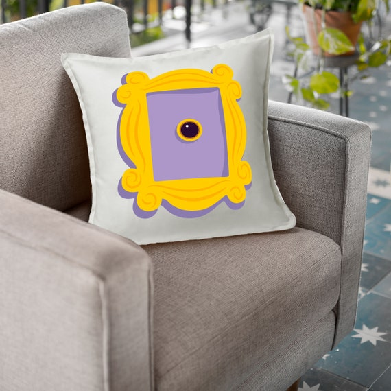 Decor Sofa Printed Friends TV Show Cushion Cover Pillow Covers Pillow Cases