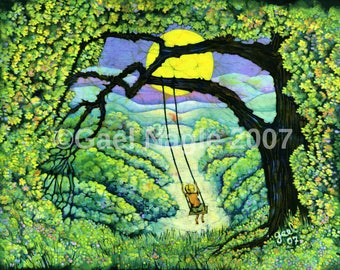 The Swing-Prints & Cards