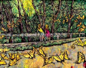 Swallowtail Summer-Prints