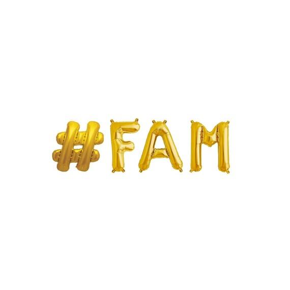 Fam Letter Balloons,Fam Rose Gold Balloons,Sorority Family Balloons,Fraternity Family Balloons,Big Little Balloons,Sorority Fam Balloons