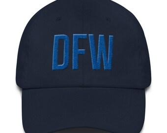 98a12e1ad693b DFW Dad hat