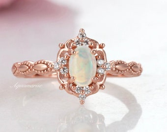 Awesome Natural Dendrite Opal Ring,Oval Shape Ring,Gemstone 925 Sterling Silver Ring,For Boyfriend Gift,Beautiful Jewelry Ring Size 10