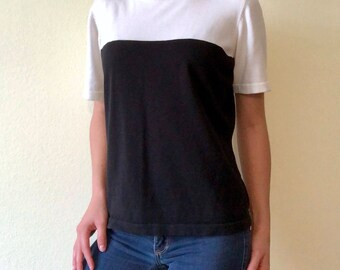 Vintage Colorblock Top