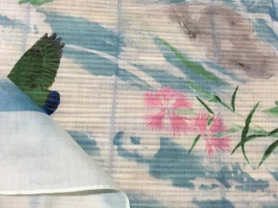 Art pattern handkerchief, Japanese bandana, bandan