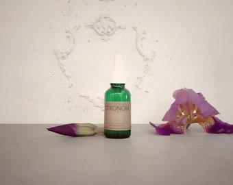 Vitamin E Fluid For Oily Skin Sebum Face Fluid Collagen Skin Care Pores Acne Treatment Organic Care Natural Fluid Vegan Cream Ayurveda