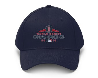 bb404359020 Boston Red Sox World Series Champion 2018 Unisex Twill Hat
