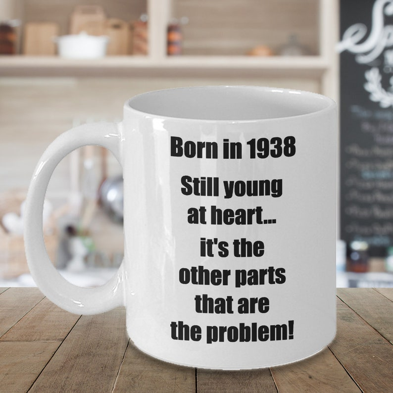 81st Birthday Coffee Mug Happy Mugs