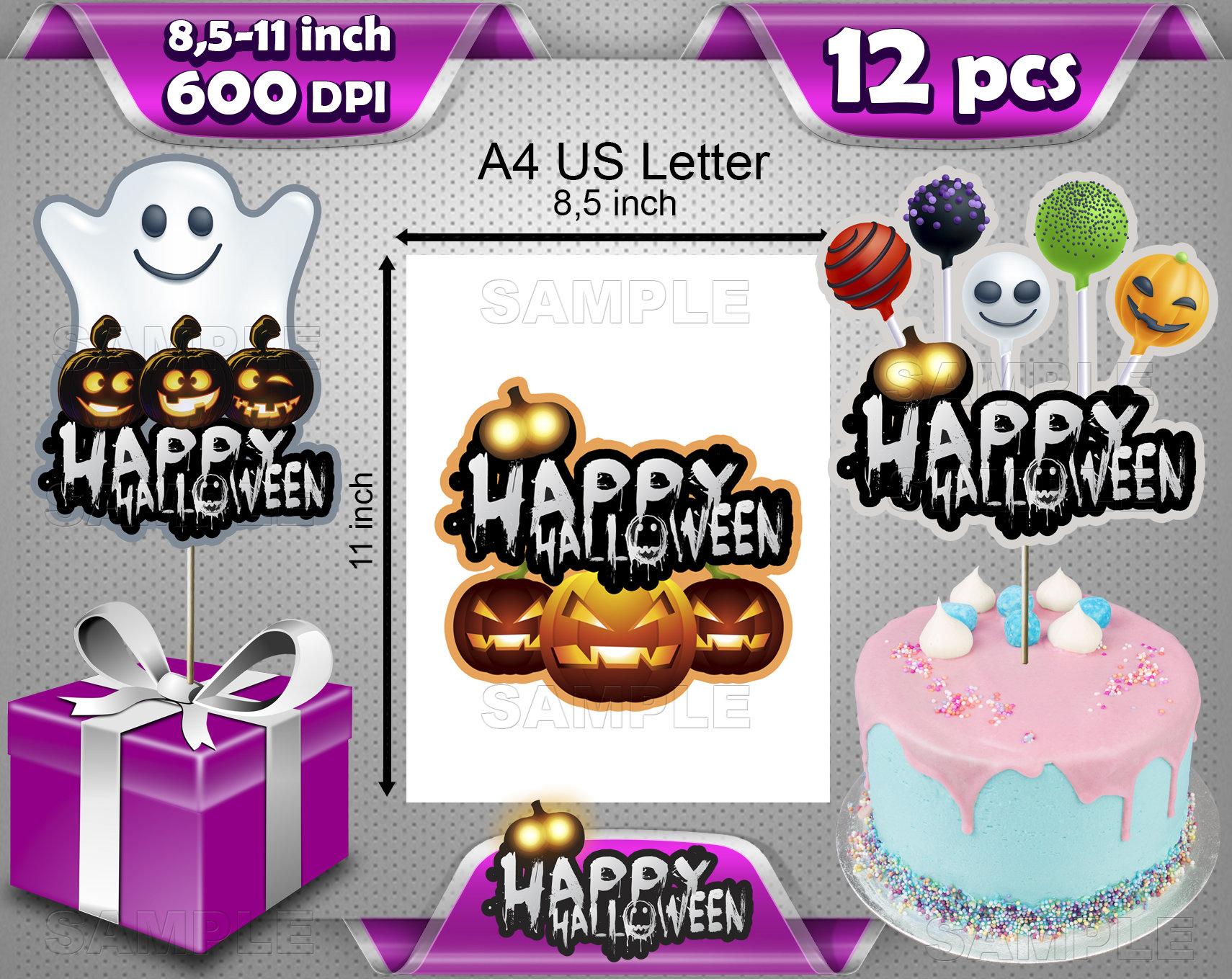 halloween centerpiece halloween party supplies centerpiece | etsy