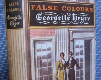 Highland Belle False Colours by Georgette Hey