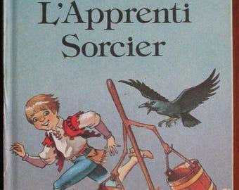 Vintage Ladybird Book - L'Apprenti Sorcier [The Sorcerer's Apprentice]