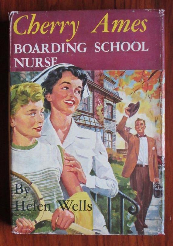 Vintage boarding school
