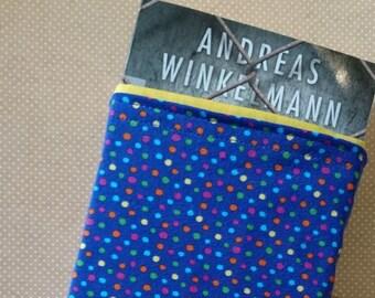 "Paperback-Booksleeve ""Confetti"""