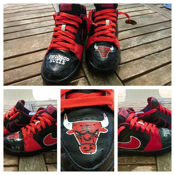 The Chicago Bulls Get Their Own Nike Air Force 1