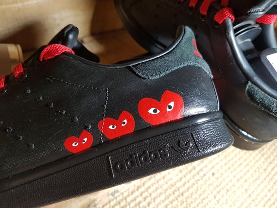 Stan Smith Adidas Comme des boys Custom all sizes