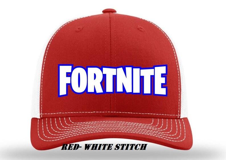 Fortnite hat Richardson Fortnite game Fortnite tag  822a6eb50360