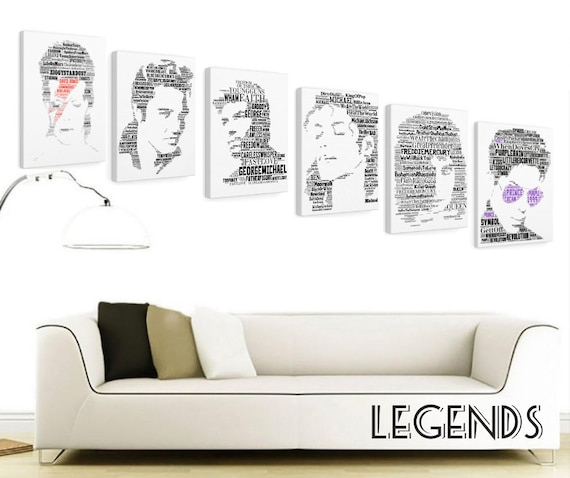 Frank Sinatra Stretched Art Canvas Poster Print Movie Icon Star Legend Rat Pack