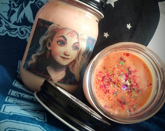You're Just As Sane As I Am- Luna Lovegood Harry Potter Inspired 12oz Soy Candle- Ravenclaw