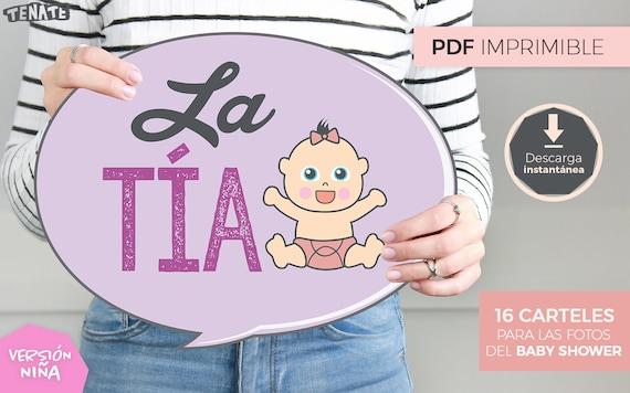 Letreros Carteles Photo Booth Fotos Divertidas Baby Etsy
