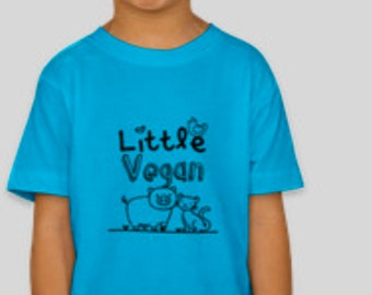 Kids' Little Vegan Pullovers and Tees