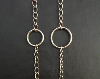 O-ring Chain Necklace