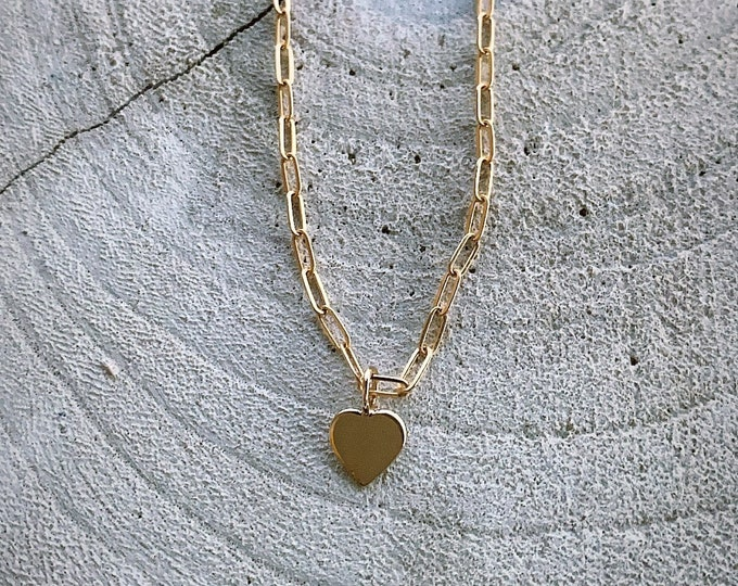 """""""My little one"""" necklace"""