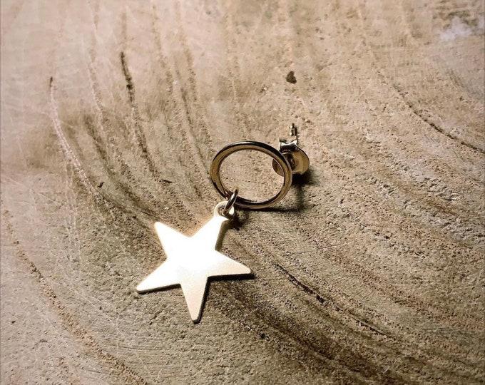 "Monoboucle ""Star"""
