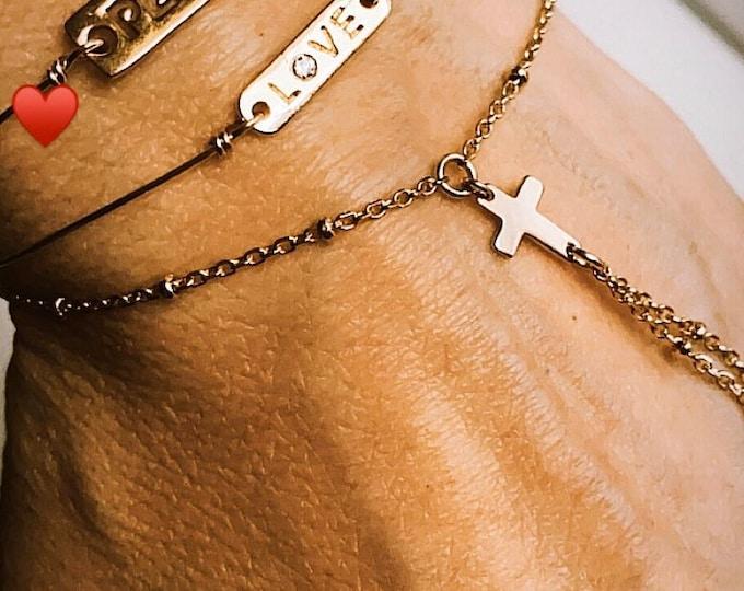 """""""Peace"""" bracelet"""