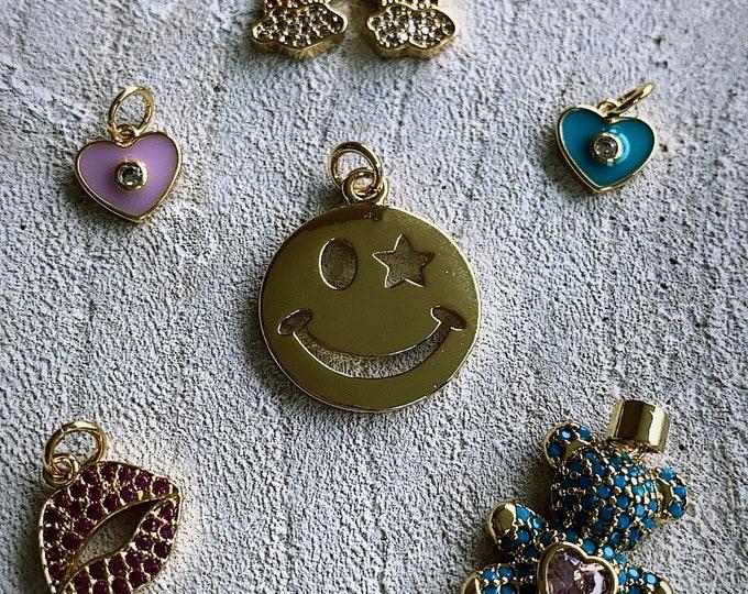 """""""Lovely charm"""" pendants"""