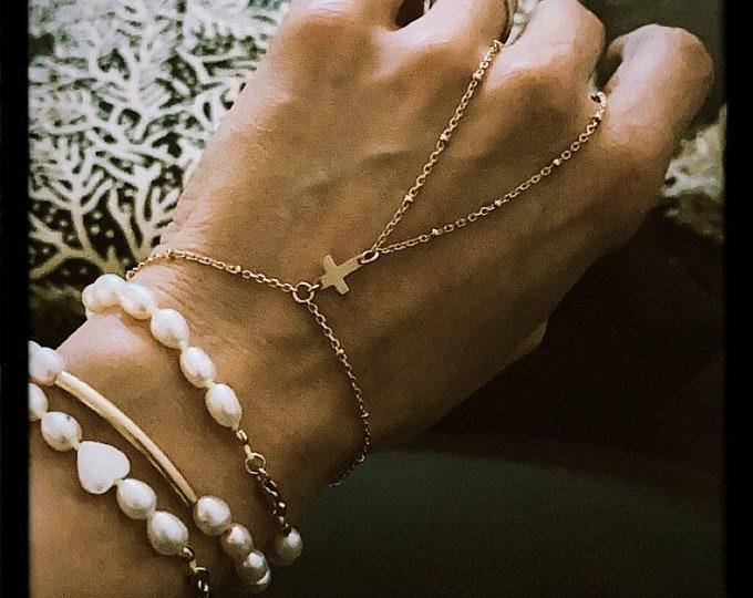 "Hand jewelry ""Bohemian"""