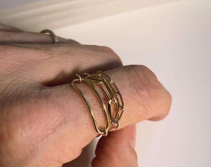 "Ring ""Big Link"""