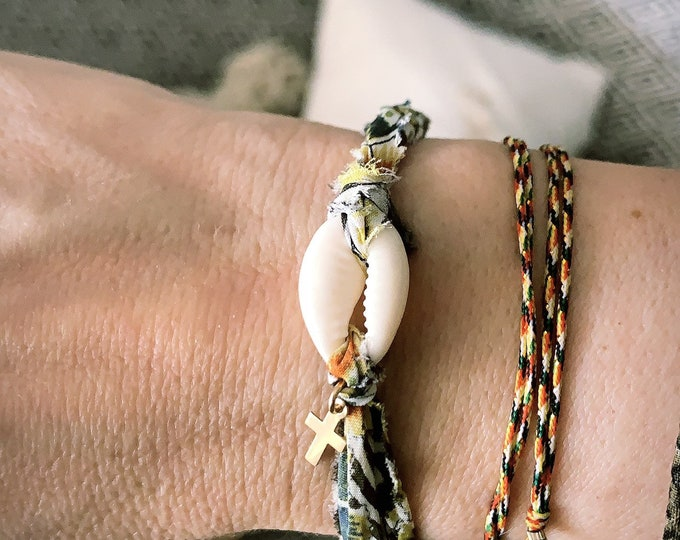 "Cauri ""Eighteen"" summer bracelet"