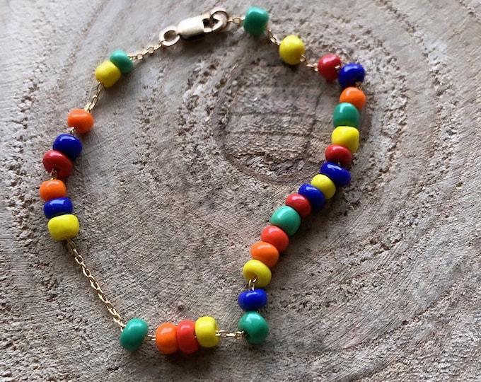"""""""Untold color"""" bracelet"""