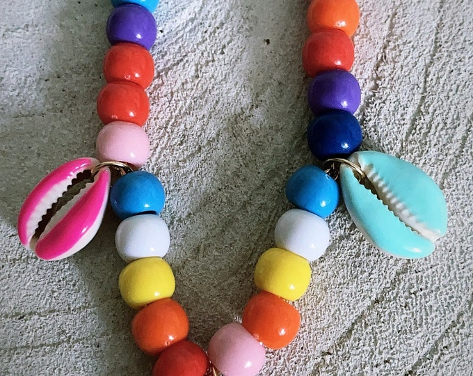 """""""Colorfull"""" necklace"""