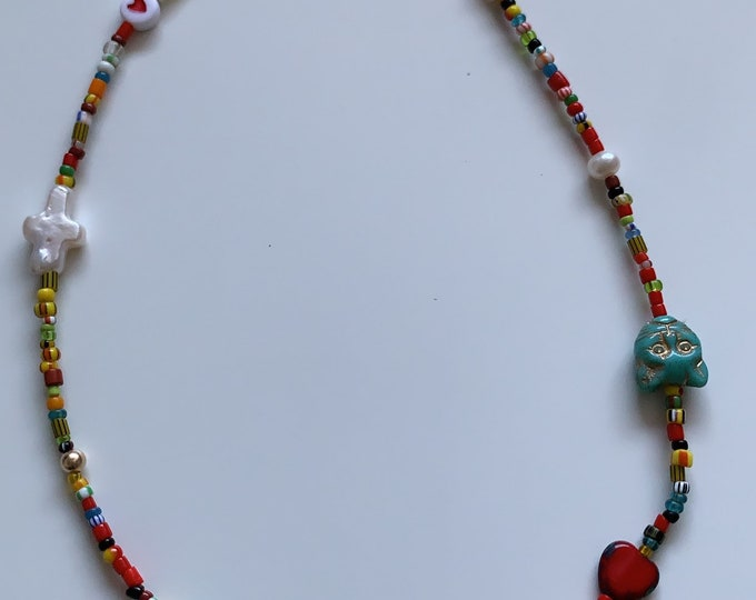 """Colorfull"" necklace"