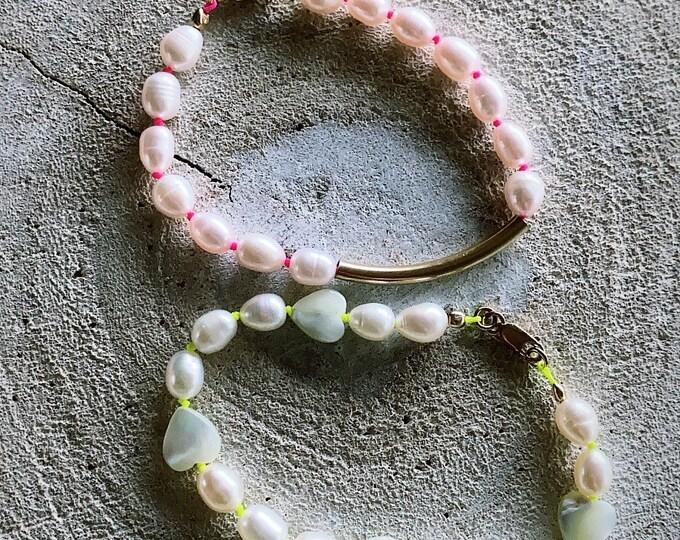 """Bracelet """"Pearl Fluo"""""""
