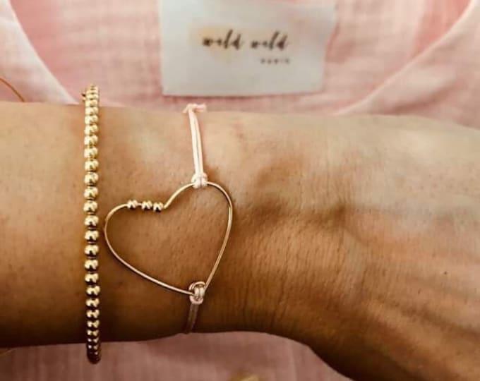 """""""wild Heart"""" bracelet"""