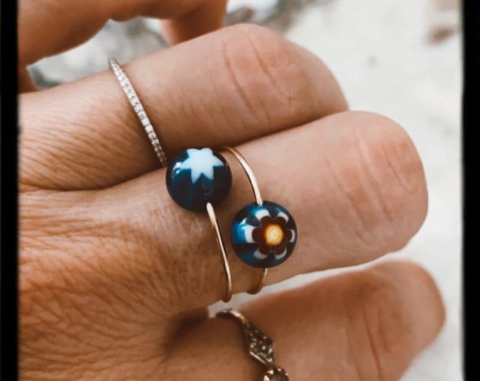 """Ring """"Millefiori"""""""
