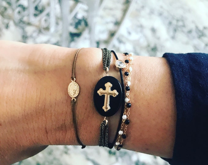 """Virgin"" bracelet"