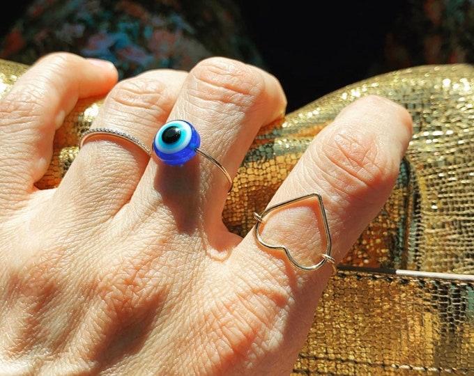 "Ring ""Big eye"""