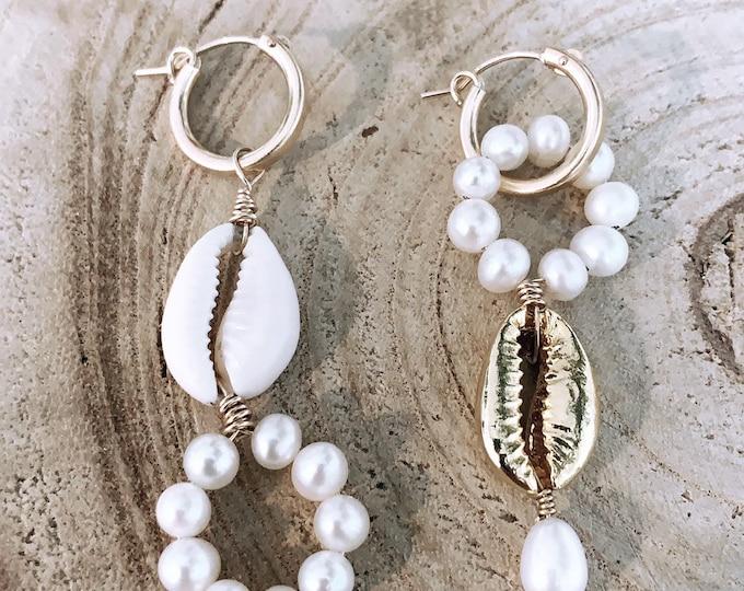 """""""Queen"""" earrings"""